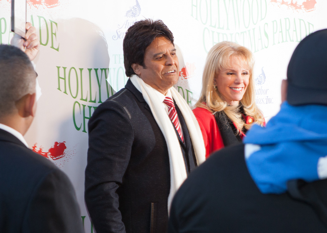 Hosts Erik Estrada & Laura McKenzie