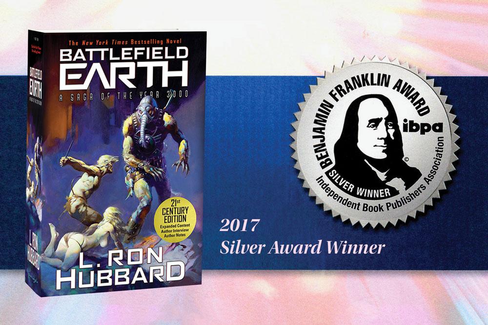 Battlefield Earth Benjamin Franklin Award