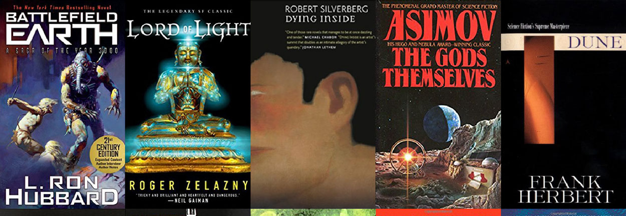 10 Great Science Fiction Books No SF Fan Should Miss Out On