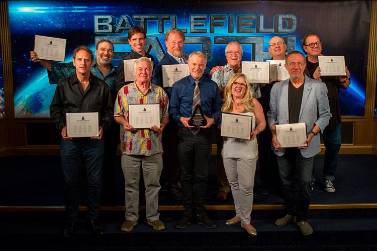 Battlefield Earth audiobook cast