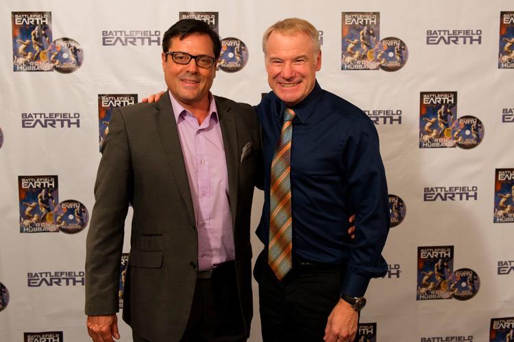 Jeff Rector and Jim Meskimen