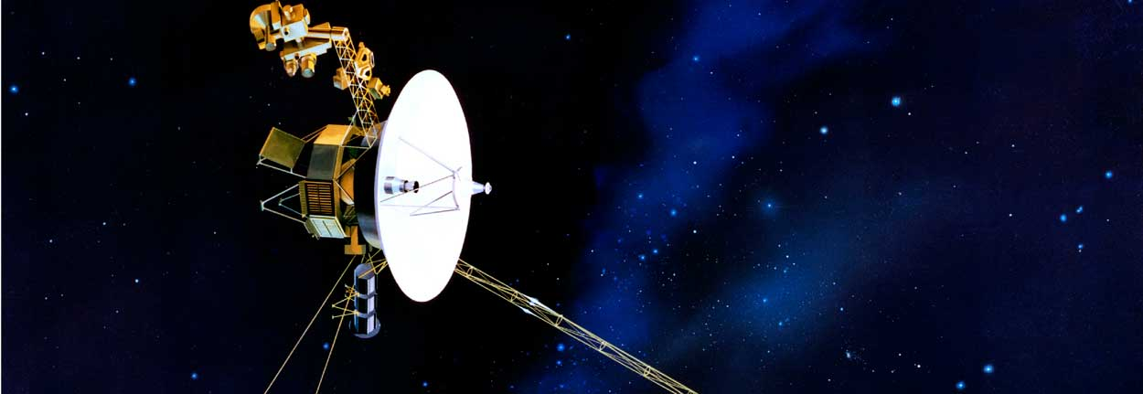 Voyager spacecraft NASA