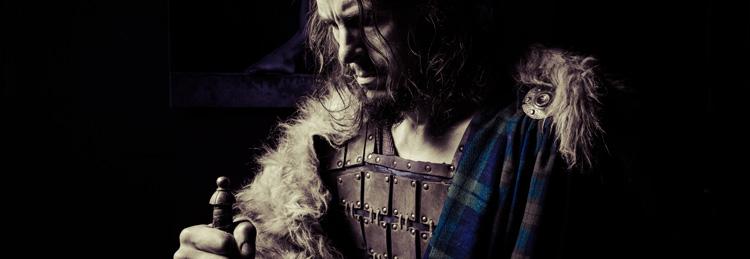 Gregory Kenyon as Dunneldeen MacSwanson. Photo by Dennys Ilic.