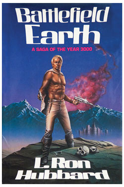Battlefield Earth Hardcover First Edition 1982