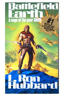 Battlefield Earth Paperback 1984