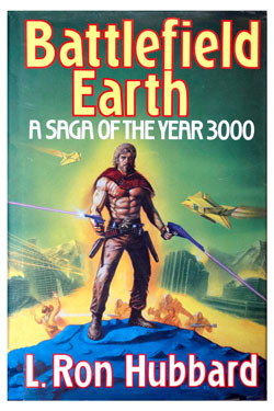 Battlefield Earth Hardcover 1984