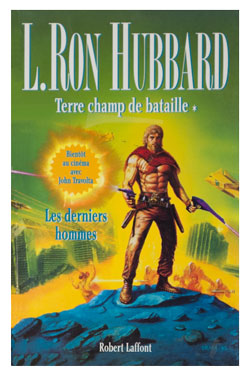 Battlefield Earth French Trade Paperback 1985