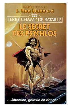 Battlefield Earth French Paperback 1985
