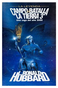 Battlefield Earth Spanish Trade Paperback 1985