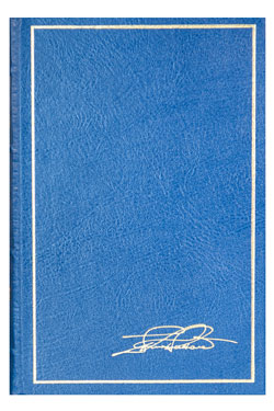 Battlefield Earth Commemorative Edition Leatherbound