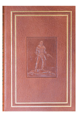 Battlefield Earth Italian Special Edition Leatherbound