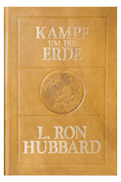 Battlefield Earth German Special Edition Leatherbound
