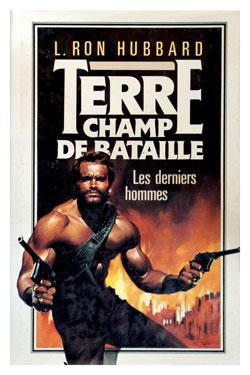 Battlefield Earth Hardcover 1986