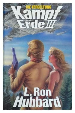 Battlefield Earth German Hardcover 1986