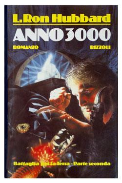 Battlefield Earth Italian Hardcover 1986