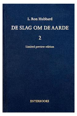 Battlefield Earth Dutch Hardcover 1987