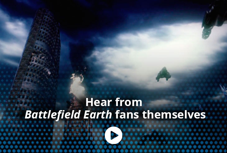 Hear from Battlefield Earth fans themselves