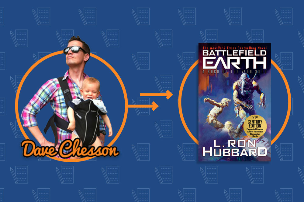 Dave Chassen and Battlefield Earth