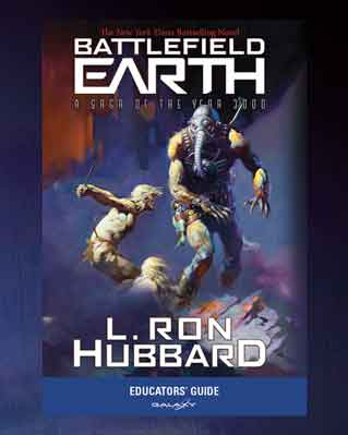 Battlefield Earth Educators' Guide cover