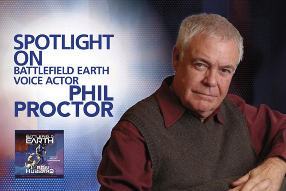 Phil Proctor Spotlight
