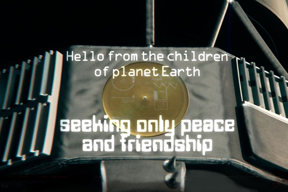 Hello from the children of planet earth