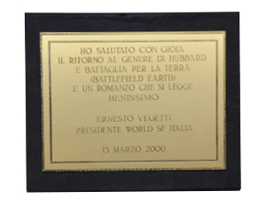 World SF Italy Award